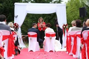 officiante ceremonie mariage laique