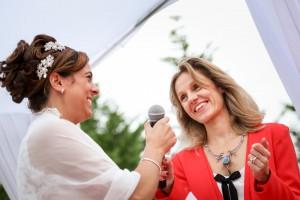 mariage heureuse ceremonie laique