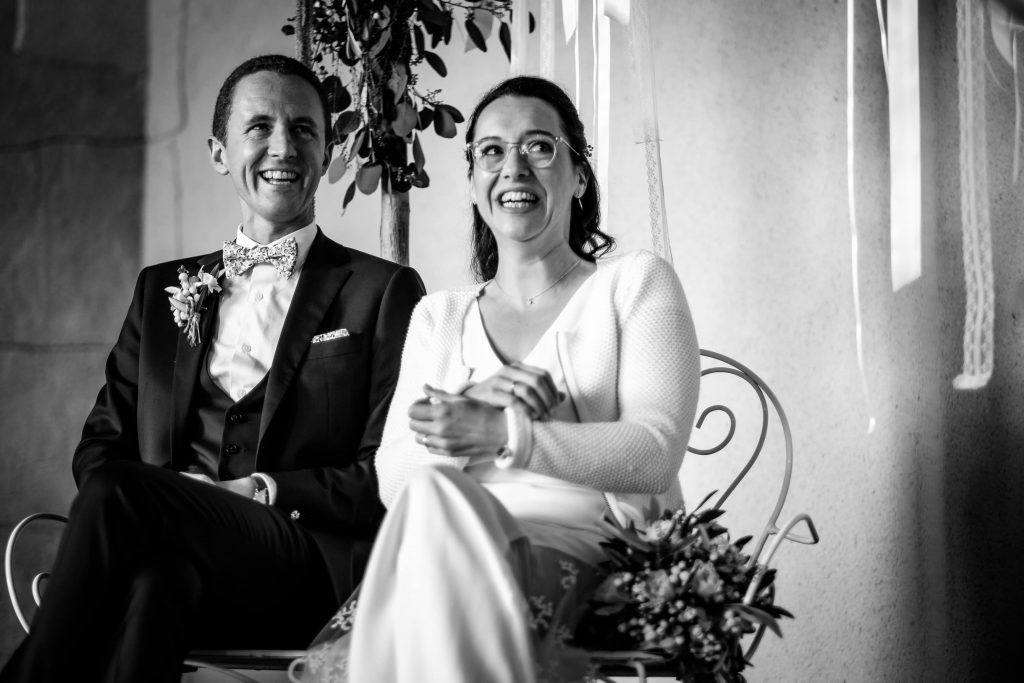 cérémonie laïque le jour du mariage